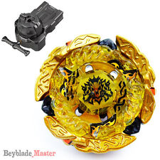 Masters Beyblade Metal Fusion BB-99 Hades / Hell Kerbecs + Double spin Laucher