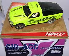 NINCO PROTRUCK TUNING  5º ANIVERSARI GIR-ACC AUTOSPORT  YELLOW  68 UNITS LTED.ED
