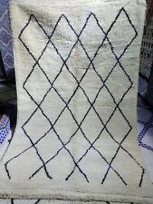 BELLISSIMA la merce ourain Tappeto! splendido Morbido Vintage & Dettaglio