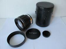 Soligor 135mm f/1.8 T-Mount Lens  ****Pls Read