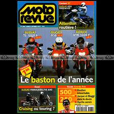 MOTO REVUE N°3267 SUZUKI TL 1000 VX 800 VZ MARAUDER 650 FREWIND DUCATI 916 1997