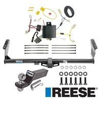 """Reese Trailer Tow Hitch For 15-20 Toyota Sienna Except SE Wiring and 2"""" Ball"""