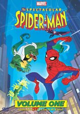 The Spectacular Spider-Man: Volume 1 Attack of the Lizard (DVD,2008)