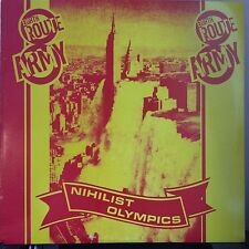 Eighth Route Army Nihilist Olympics 1 Dimensional Records #1001 LP