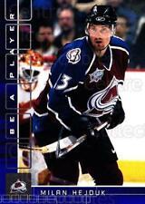 2001-02 BAP Memorabilia Sapphire #73 Milan Hejduk