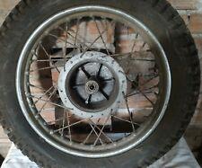 ruota posteriore rear wheel ducati scrambler 250 350 450