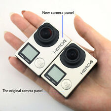 Faceplate Repair Parts Replacement Front Covers Frame for GoPro Hero 4 Camera