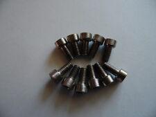 Ti Titanium M5 x 10 mm  Screw Bolt Allen Key 10 PCS in USA