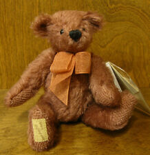 """Dean's Rag Book Company #2258 SUSIE, 8"""" Mohair LE, NEW/Tag From Retail Store"""
