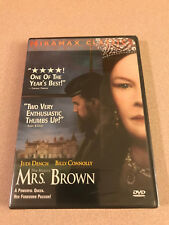 Mrs. Brown - Miramax Classics/BVHE DVD Sealed New Out Of Print