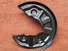 5Q0615611R Cover Plate Brake Disc 272 Rear Left VW Golf 7 Passat B8 Genuine