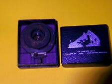 Victor Phonograph Exhibition Reproducer Sound BoxIn Original Box Wow!
