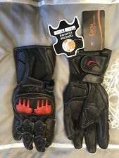 New motorcycle gloves Men & Woman's. Medium Only