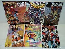Spider-Man MEGA SET! Dr. Strange, Gen13, Unmasked, more 7 prestige bks (bd10693)