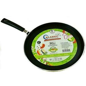 Klassic 2 Layers Coating Heavy Gauge Non-stick Tawa Pan-Strong and Durable