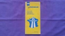 Cartes routières de collection france Années 1970 sur michelin