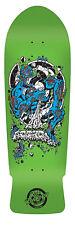 "Santa Cruz - Roskopp Target 4 Green 10.25"" Reissue Skateboard Deck"