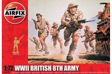 AIRFIX A01709 1/72 WWII British 8th Army