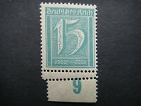Germany 1921 1922 ERROR Stamp MNH Wmk Deutsches Reich German Deutschland