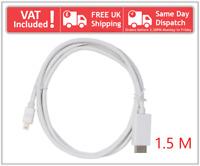 Genuine Original Apple Mini DisplayPort Thunderbolt to DisplayPort Adapter Cable