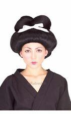 Geisha Fancy Dress Wig