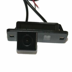 Black Car Reversing Rear View Parking Camera For BMW 1/3/5/6 Series E39 E46 E53