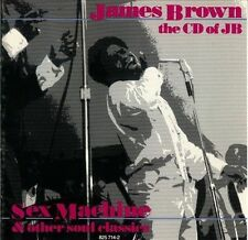 The Cd of Jb by James Brown, James Brown (Godfather of Soul) (Cd, 1985, Polydor)