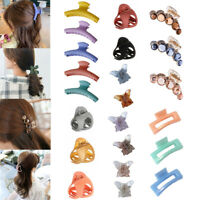 Chic Women Butterfly Hair Claw Clamps Large Hair Clip Claws Clamp Accessories .