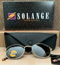 Solange Sunglasses Zuma Golden  W/Polarex Lenses NEW
