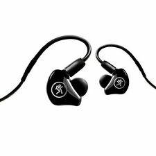 Mackie MP240 BTA Professional In Ear Monitor Headphones With Bluetooth