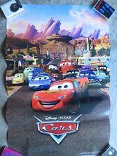 Cars Disney Póster Película 55.9cm X 83.8cm