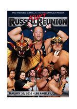 Official PWG Pro Wrestling Guerrilla - Kurt Russell Reunion 2010 Event DVD
