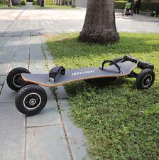 New listing 3300W Motors Super Off Road Electric Skateboard Heavy Duty Longboard US STOCK
