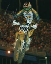 TRAVIS PASTRANA signed autographed MOTORCROSS MOTORCYCLE RACING photo