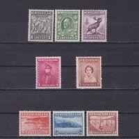 NEWFOUNDLAND 1932, SG# 222-228c, CV £30, MNH/MH