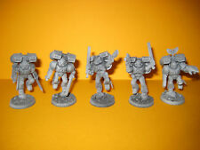 Warhammer 40k - Space Marines - 5x Assault Marines - Sturmtrupp
