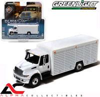 GREENLIGHT 29776 1:64 2012 INTERNATIONAL DURASTAR 4400 BEVERAGE TRUCK WHITE