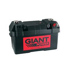 12V Large Battery Box Agm Deep Cycle Battery Box Suits 100Ah - 140Ah