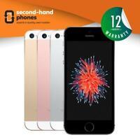 Apple iPhone SE - 16GB 32GB 64GB 128GB - All Colours - UNLOCKED - Pristine