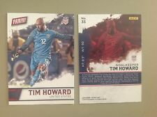 TIM HOWARD #35 Team USA Soccer Panini Collection 2015/16 2016 Panini Fathers Day