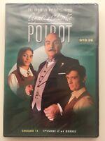 Hercule Poirot DVD 36 NEUF SOUS BLISTER Agatha Christie