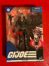 Hasbro 6? GI Joe Classified Wave 1 DESTRO IN STOCK!!