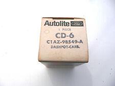 NOS Ford Autolite carburetor dashpot thunderbird musting mercury 289 302 390 428
