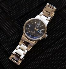 ORIS WILLIAMS F1 Day-Date 40M Automatic Stainless Used Mens Swiss Watch 7560