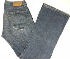 G-Star Raw Denim Mens Jeans S.C. Low Flare Light Button Fly Size 30 X 31 EUC