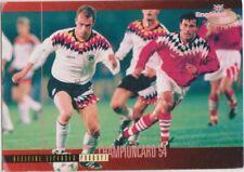 Panini RAN Sat 1 Championcards England 96 #54 Georgia v Germany