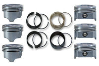 """85-95 Fits Chevy GMC 262 4.3L V6 """"Z"""" Pistons AND Moly Rings"""