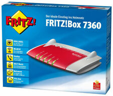 AVM FRITZ!Box 7360 ? Wlan Gig Router DSL, Modem  ? 2 Jahre Gewährleistung