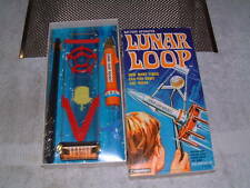 CRAGSTAN, NEW OLD STOCK, FACTORY SEALED, BATTERY OPERATED LUNAR LOOP! NO.2598-2.
