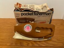 POPEIL'S POCKET FISHERMAN SPIN CASTING OUTFIT NEAR MINT